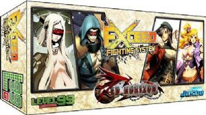 Exceed: Red Horizon – Eva & Kaden vs. Miska & Lily